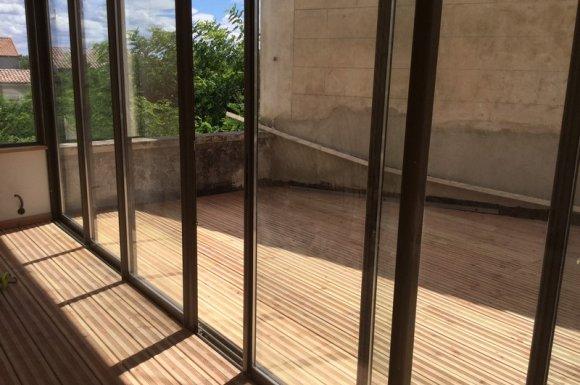Pose de vérandas à Nîmes
